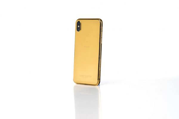 24k gold iPhone X 256GB gold edition